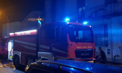 Terribile incendio devasta un appartamento a Firenze