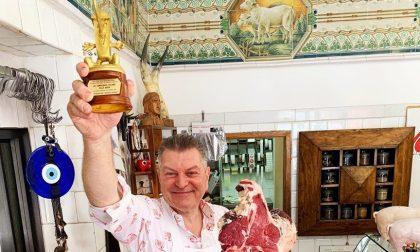 Macellaio Cecchini vince il Bugiardino d'Oro
