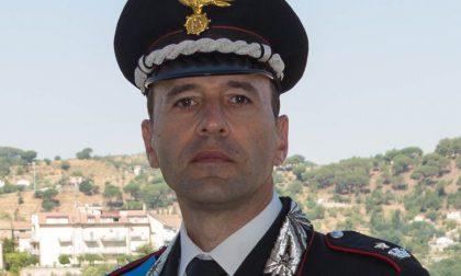 Il Maggiore Vincenzo Bulla alla guida del Nucleo investigativo dei Carabinieri di Pistoia