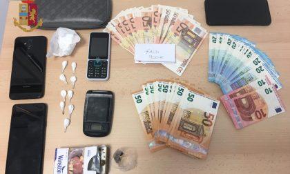 Spacciava cocaina in via Campi: arrestato dalla Polizia 29enne