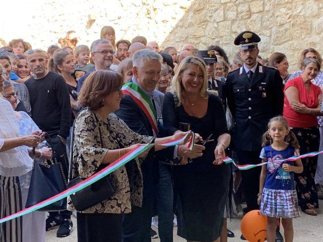 Nuova scuola Colle di Val d'Elsa: oggi l'inaugurazione FOTO