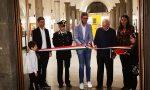 Taglio del nastro per la nuova temporanea al museo Soffici