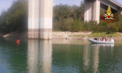 Ritrovato morto nel lago di Bilancino