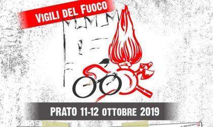 Ciclismo su strada: 30esimo campionato dei vigili del fuoco a Prato