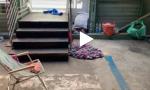 Dormono in un parcheggio a Poggibonsi VIDEO