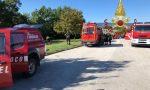 Disperso a Bilancino, Vigili del Fuoco in azione