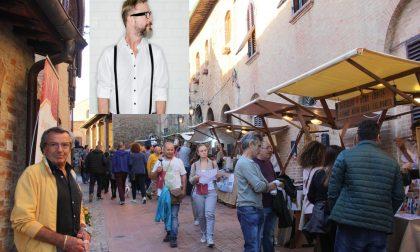 Marco Masini premiato a Certaldo nell'ambito di Boccaccesca