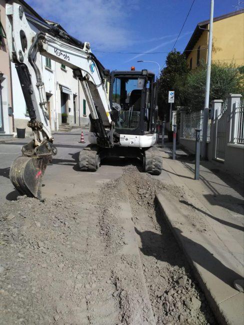 Lavori pubblici, al via oggi l'asfaltatura di via Macia