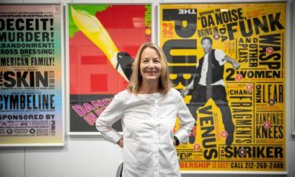 """Premio """"Leonardo da Vinci"""" alla carriera a Paula Scher, la graphic designer di Windows8"""