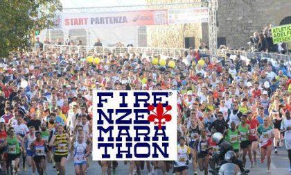 Maratona di Firenze: appuntamento domenica
