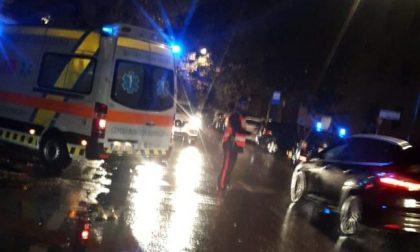 Nottata critica sulla SR325: due incidenti non gravi nel giro di poche ore