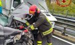 Incidente sulla Siena-Firenze. Estratta persona da un veicolo