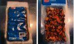 Salmonella nelle cozze sgusciate Selex