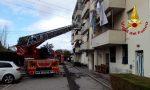 Fiamme in appartamento a Seano: vigili del fuoco intervenuti in fretta