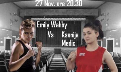 Emily Wahby è ancora una volta la regina del ring