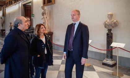 Fiorentina: Direttore Uffizi, visita Commisso a Galleria ha portato bene