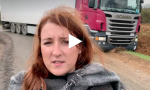 Camion bloccato lungo la Strada del Casone, parla il Comitato SP5 Colligiana VIDEO