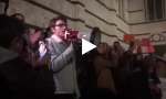Manifestazione sardine a Siena, Ciappi risponde alle critiche VIDEO