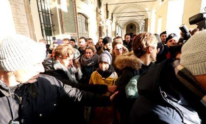 Il grande giorno di Greta Thunberg a Torino FOTO e VIDEO