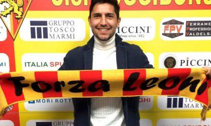 US Poggibonsi, Gianmarco Cicali ritorna in maglia giallorossa