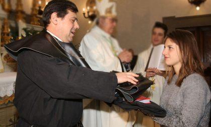 Il vescovo Nerbini diventa capo guardia d'onore della Misericordia di Prato