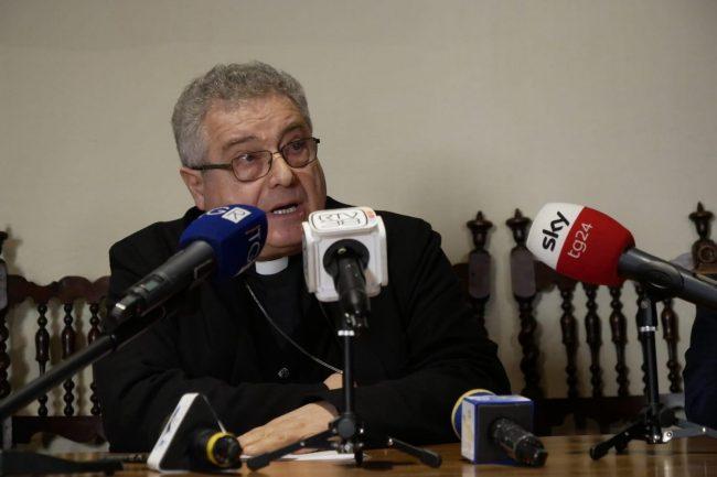 Avvisi di garanzia ai discepoli annunciazione: parla il Vescovo -IL VIDEO