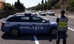 Fa rifornimento in autostrada ma non paga: inseguito dalla Polizia Stradale e multato