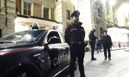 Food delivery: controlli dei carabinieri – IL VIDEO