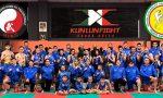Team Martorana, pioggia di medaglie nelle gare di Sanda U.I.K.T