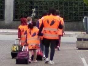 Tutti a scuola a piedi. A Carmignano arriva il Pedibus