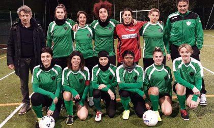 Il Mercatale calcio a 5 a cena per la squadra femminile