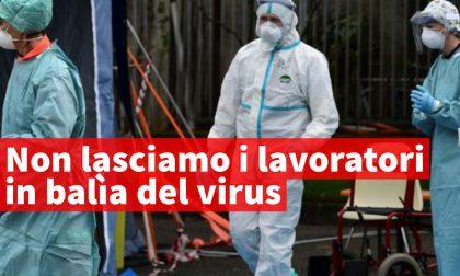 Coronavirus: solidarietà ai lavoratori