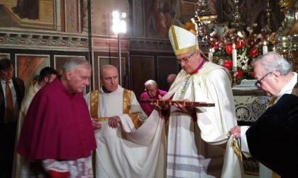 Coronavirus, a Prato Ostensione straordinaria del Sacro Cingolo della Madonna