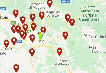 Coronavirus: ieri nuovi contagi anche a Lastra, Campi, Signa, Sesto, Calenzano e Scandicci