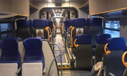 Treni deserti negli orari di punta