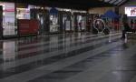 Coronavirus: le stazioni di Firenze deserte - GUARDA IL VIDEO