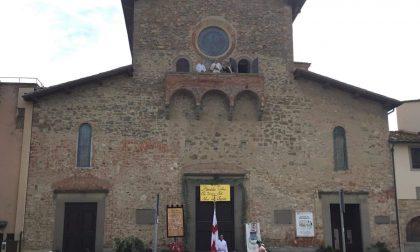 Festa della Beata Giovanna a Signa a porte chiuse