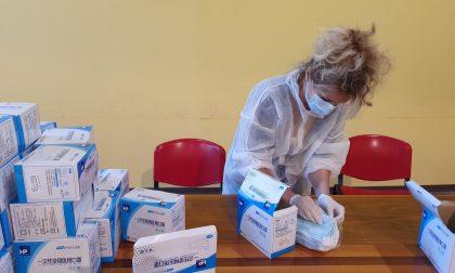 Emergenza Covid-19, da domani 30 marzo riparte la consegna delle mascherine fornite dalla Regione