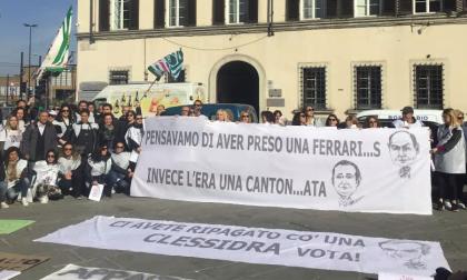 Vertenza Cavalli: stamani sciopero e presidio davanti alla fabbrica a Sesto Fiorentino