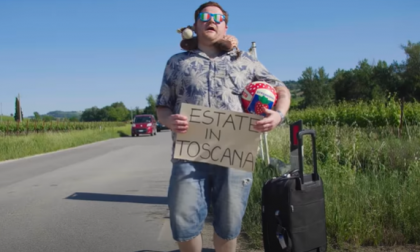 """Estate in Toscana"" la nuova hit di Blebla e Duova è già virale – IL VIDEO"