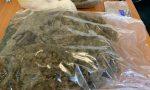 Sorpreso con 1,2 kg di marijuana: arrestato – LE FOTO