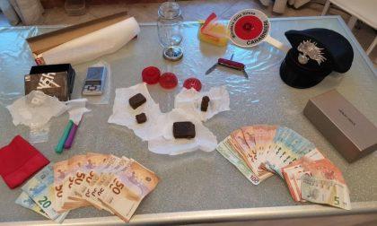 Arresto per droga dai carabinieri di Vaiano