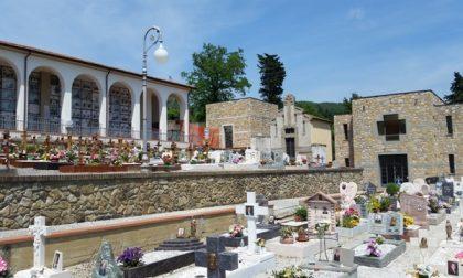 Cimitero comunale: al via da lunedì i lavori