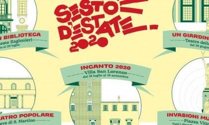 Sesto d'estate 2020: cinque palchi in città tra teatro e musica