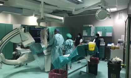 Primo intervento sul cuore senza bisturi eseguito a Prato