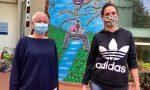 Casa di Marta: un murales per la riapertura alle famiglie