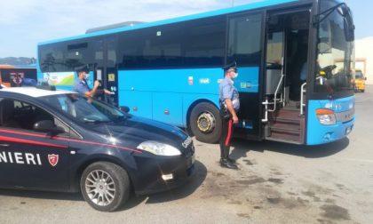 Si addormenta sul bus notturno da Prato a Pistoia