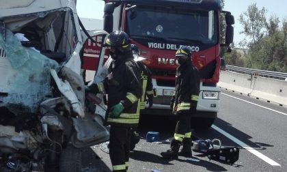 Incidente corsia nord autostrada A1