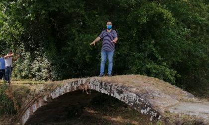 Sopralluogo a Comeana sul torrente Elzana