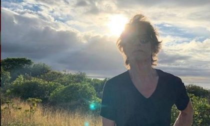 Mick Jagger fa impazzire la Toscana